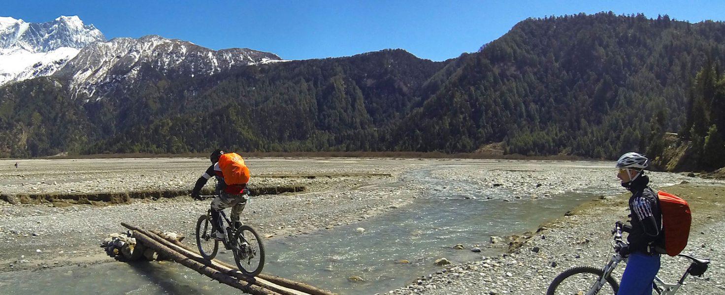 Pokhara Biking