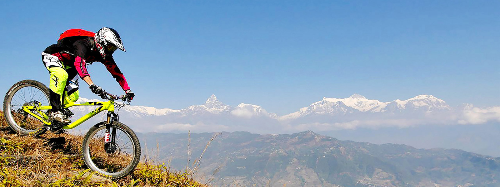 pokhara mountain bike tour