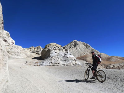 Upper Mustang Biking